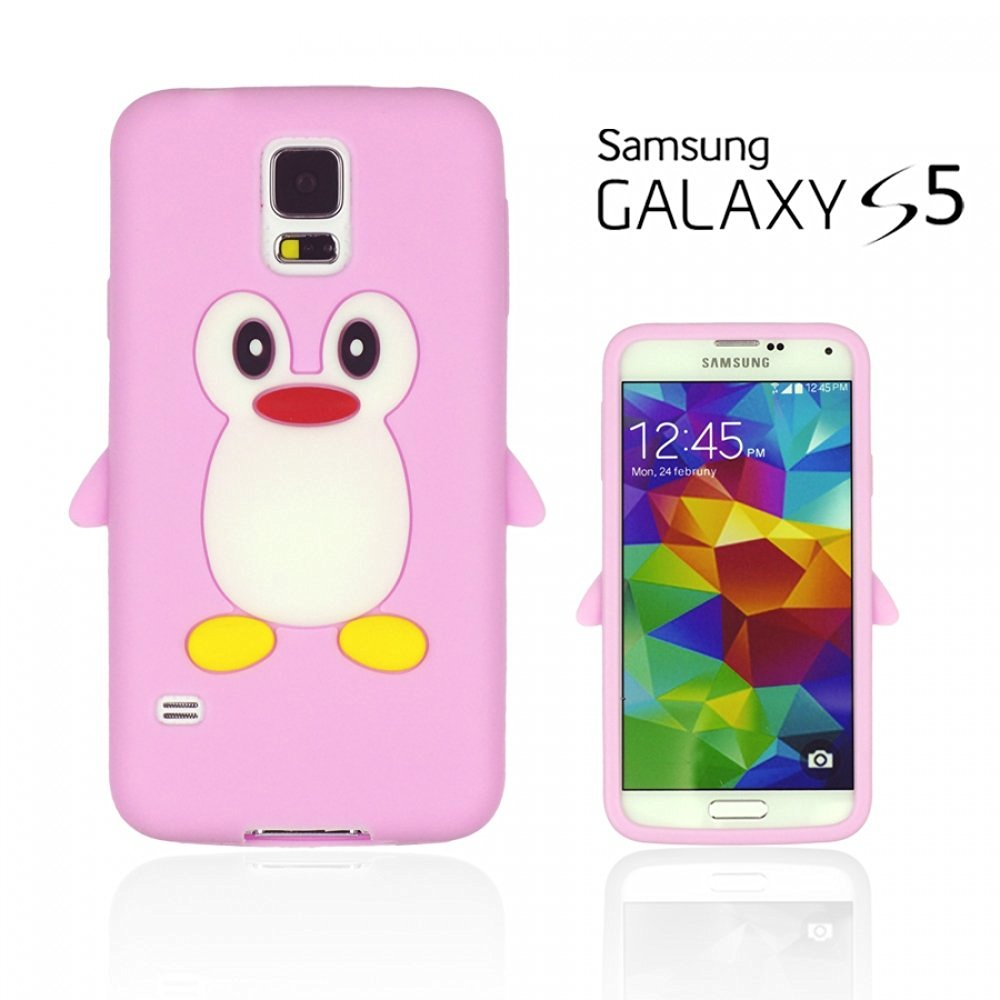 cover samsung galaxy s5 silicone 3d