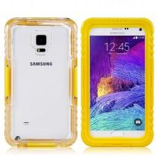 best authentic aac85 1241b Samsung Galaxy Note 3 - Waterproof Shockproof Dirtproof Snowproof IP-68  Standard Hard Protective Phone Cover - Yellow