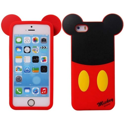 cover iphone 5 3d silicone